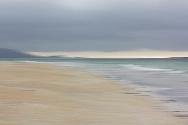 Isle of Harris abstract Losgaintir