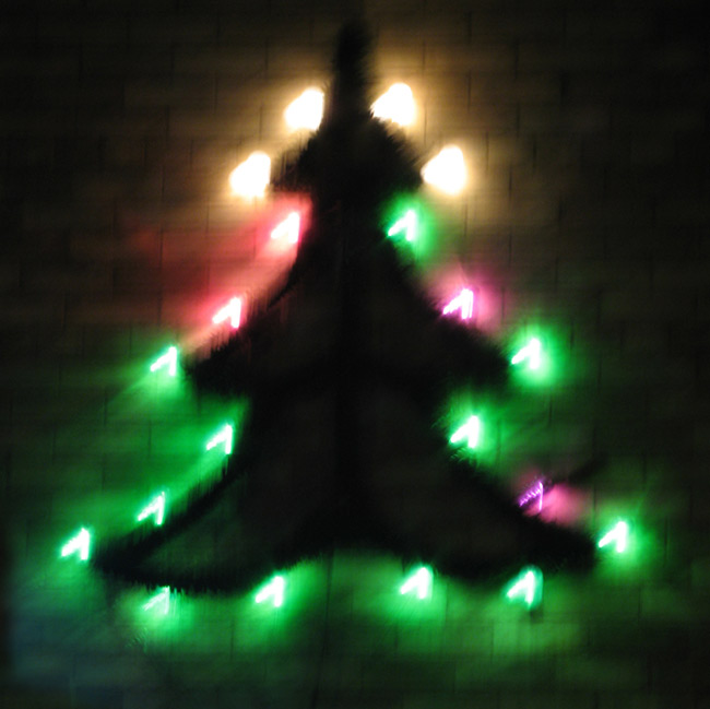 Christmas Tree Lights I